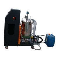 Buy cheap Makeup Product Boxes 3.2KW ISO Approved Hot Melt Adhesive Machine from wholesalers