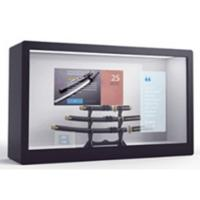 Buy cheap Industrial Grade Transparent LCD Display, Advertising Transparent LCD Monitor from wholesalers