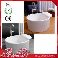 Buy cheap Factory Price New Ceramic Pedicure Bowl Used Foot Spa Pedicure Chair Foot Bath Basin product