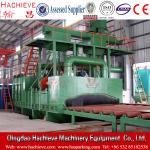 Buy cheap Steel Profile And Steel Plate Shot Blasting Machine & Sand Blasting Machine from wholesalers