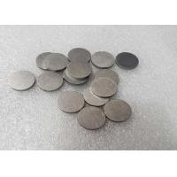 Buy cheap Tungsten Stationary Anode Tungsten Rhenium Targets Silver - Gray Metallic Solid from wholesalers