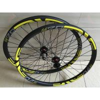 Buy cheap 29er 650B 26er carbon mtb rims clincher tubeless Compatible mountain carbon mtb wheel custom logo from wholesalers