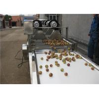 Buy cheap 6000 * 800 * 1150 Mm Vegetable Dryer Machine , High Performance Commercial Food Dehydrator from wholesalers