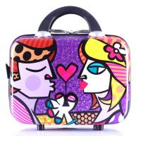Buy cheap Travel, fashion, personality Britto Beauty Case Small Cosmetic Case from Wholesalers