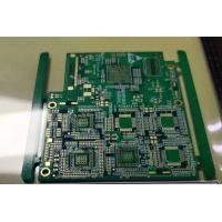 Buy cheap 8layer pcb fr4 material green mask enig impedance pcb multi layer pcb printed circuit board used for Industrial Control from wholesalers