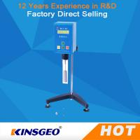 Buy cheap One Year Warranty High Accuracy Rubber Testing Machine , Viscosity Measurement Equipment with 5.5kg from wholesalers