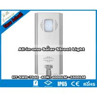 Buy cheap Hitechled 40W New Innovative Integrated Solar Street Light with drawer   HT-SWD-7040 from wholesalers