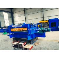 Buy cheap Custom Cut To Length Machine Steel Coil Slitting Line For Construction from wholesalers