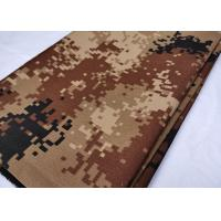 Buy cheap Stocklot TC Camouflage Cloth Twill Camo Ripstop Fabric For Military Garment from wholesalers