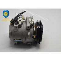 Buy cheap 11N690040 Excavator Air Compressor 24V For Hyundai R225-7 142500-1610 from wholesalers