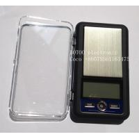 Buy cheap 500g / 0.01g Accuracy Digital Gold Scales , digital balance scale from wholesalers