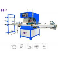 Buy cheap 3 Phase High Frequency PVC Welding Machine AC380V With Auto Feeding System from wholesalers