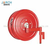 Buy cheap Fire Accessories Retractable Hose Reel Metrix Fire Fighting With Bladder Foam Tank from wholesalers