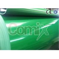 Buy cheap Green White Color PVC PU Conveyor Belt Oil - Resistant For Food Industry from wholesalers