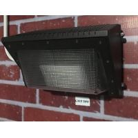 Buy cheap 277 Volt 70W Commercial Outdoor Wall Lighting With Cast Aluminum Radiator from wholesalers