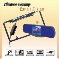 Buy cheap Wireless Backup Camera System Free Voltage DC11-32 Volts from wholesalers