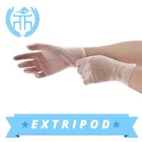 Buy cheap Surgical vinyl household gloves from wholesalers
