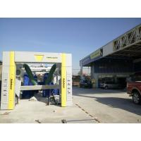 Buy cheap Shape Beauty Automatic Car Wash Equipment With Washing Speed Quickly from wholesalers