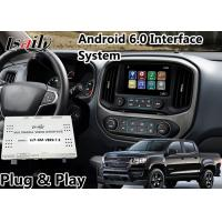 Buy cheap Android 6.0 Auto Interface for Chevrolet Colorado Mylink System Mirror link Google Map YouTube from wholesalers