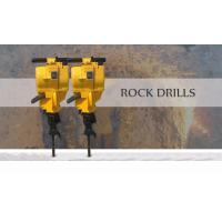 Buy cheap hand held rock drill rig; YN27C drilling machine with gasoline engine from wholesalers