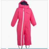 Buy cheap Custom fashion waterproof outdoor blue safety ski suit for women from wholesalers