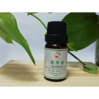 Buy cheap 100% pure natural essential manufacturer good price for insecticide and mosquito repellent citronella oil from wholesalers