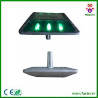 Buy cheap 2015 hot sale road safety product solar energy led road marker lights from wholesalers
