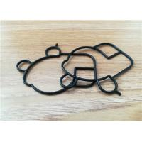 Buy cheap Food Grade Silicone Custom Rubber Gaskets , Flat EPDM NBR Silicone FKM Rubber Sealing Gasket from wholesalers