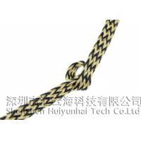 Buy cheap Flame Resistant Electrical Braided Sleeving For Wiring Harness Loom Wire Cover from wholesalers