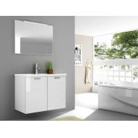 Buy cheap High quality apartment project modeTRUE COLOR classical bath cabinet with cheap price BS9032QM from wholesalers