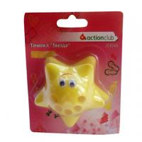 Buy cheap Pencil Sharpener, 3D Colorful Star for Office, School from wholesalers