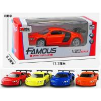 Buy cheap TOYS CAR 1:30 DIE-CAST CAR,PULL BACK CAR TOYS, MODEL CAR,2 DOORS OPEN from wholesalers