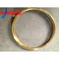 Buy cheap BRASS BRAZING SOLDER ALLOY WELDING WIRE COPPER-ZINC FILLER METAL from wholesalers
