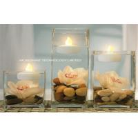 Buy cheap Heatless Flameless LED Submersible Light , Yellow Submersible Led Tea Light Candle product