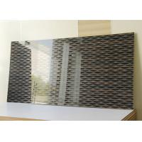 Buy cheap Professional 4x8 Laminated MDF Melamine Board Environmental Friendly from wholesalers