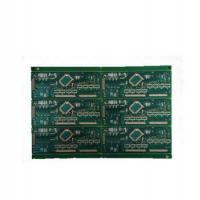 Buy cheap 1.6MM Thickness FR4 Rigid PCB Board 4 Layer Or 6 Layer multilayer printed circuit board from wholesalers