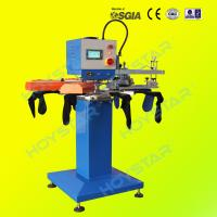 Buy cheap Anti Slip Silicon Socks Screen Printing Machine For Sale from wholesalers