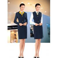 Buy cheap Women Corporate workwear clothing business attire for Summer Wear from wholesalers