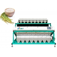Buy cheap 512 Channels Dal Mill Rice Color Sorting Equipment from wholesalers