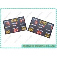 Buy cheap LED Basketball Scoreboard For Sports Basketball Stands Scoring Board Display from wholesalers