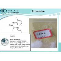 Buy cheap Pharmaceutical Grade Local Anaesthetic Drugs Prilocaine 721-50-6 For Pain Killer from wholesalers