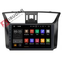 Buy cheap Android 7.1.1 2G RAM Car Stereo Multimedia Player System Nissan Sylphy Dvd Player from wholesalers