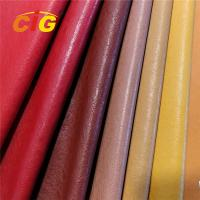 Buy cheap Printed Memory Waterproof Synthetic Leather Fabric With SGS / ROHS from wholesalers