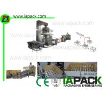 Buy cheap 500 Kg/Hour Automatic Bottling Machine / Bottling Line Equipment from wholesalers