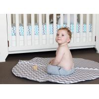 Buy cheap Safe Fabric Infant Baby Accessories Children Play Mat 100% Cotton For Play On The Floor from wholesalers