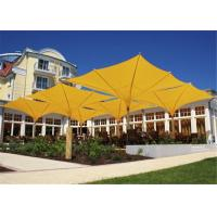 Buy cheap Heavy Duty Tulip Umbrella Customized Shape UV Resistant For Beach Market from wholesalers