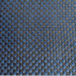 Buy cheap Blue Twill Carbon Aramid Hybrid Fabrics,Carbon Fiber 3K Aramid 1500D Cross Weave Hybrid Fabric 200g/m2 Aramid from wholesalers