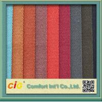 Buy cheap Polyester Sofa / Chair Upholstery Fabric Plain Woven Jacquard 220G/m2 product