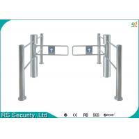 Security Full Automatic Smart Supermarket Swing Gate Intelligent Turnstiles