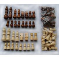 Buy cheap 2.2 chess set 32pcs international chess pieces wood chess pieces high quality from wholesalers